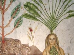 Deidad vegetal