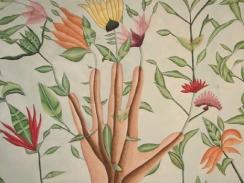 Florece tu mano